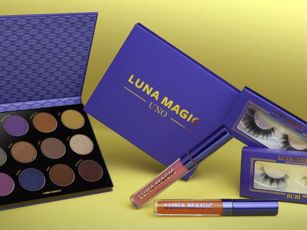 Luna Magic Unapologetically Embeds Afro-Latina Representation Into The Beauty Industry