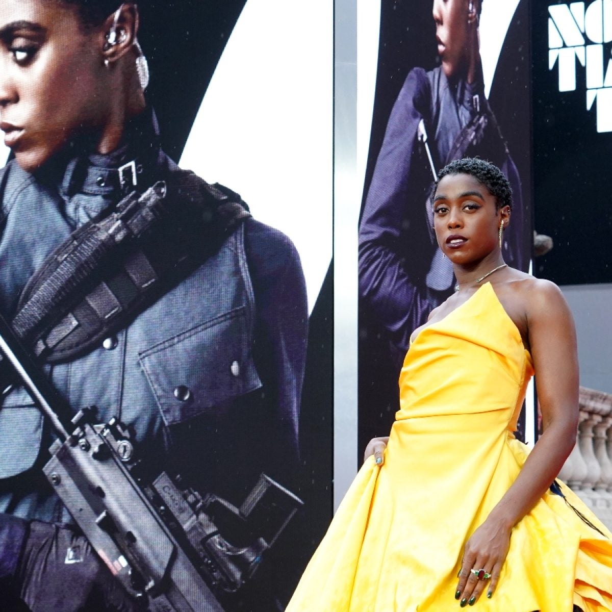 Lashana Lynch On Not Being A Stereotype In New James Bond Film 'No Time To Die'