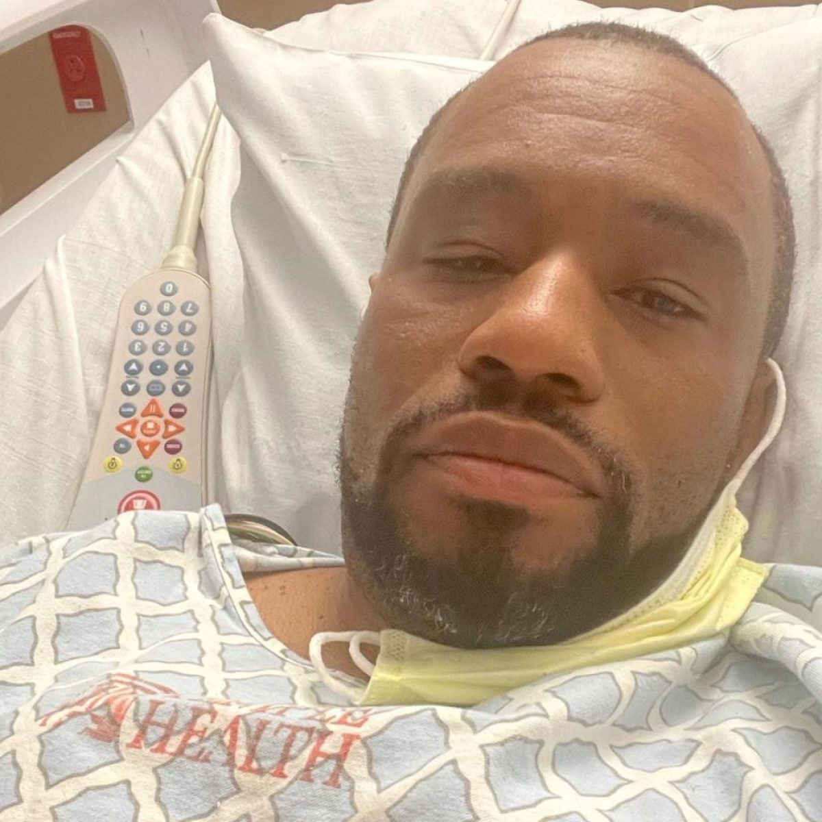 """Marc Lamont Hill Recovering After Suffering Mild Heart Attack, Is """"Grateful"""" To Be Alive"""