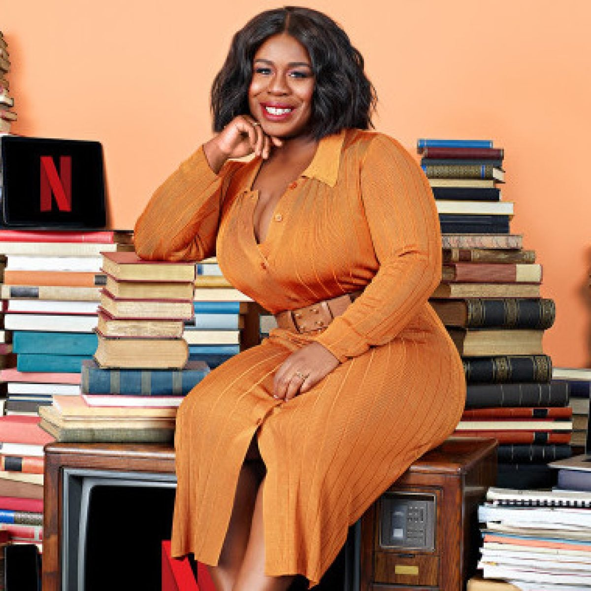 Uzo Aduba To Host Netflix Book Club