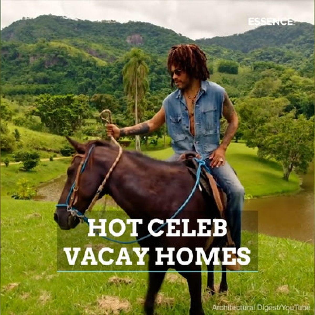 In My Feed | Hot Celeb Vacay Homes