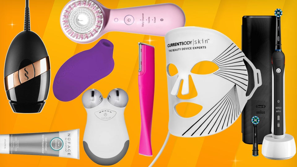 7 Electronic Gizmos To Bump Up Your Beauty & Wellness Game