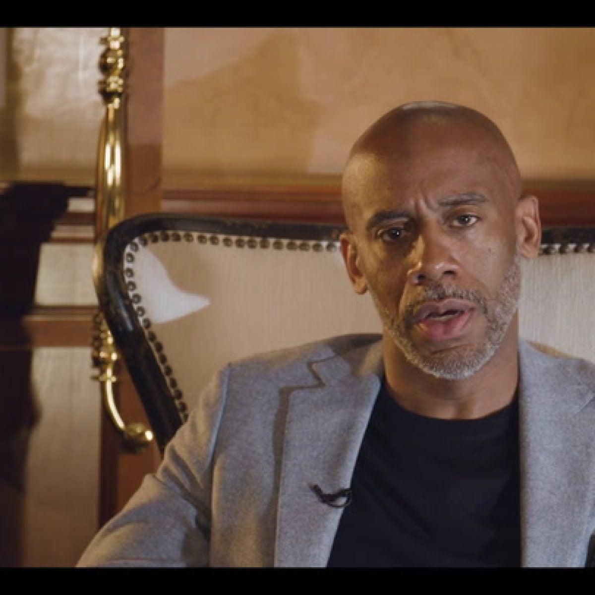 Dear Black Men |Jeff Johnson Interviews Wes Moore