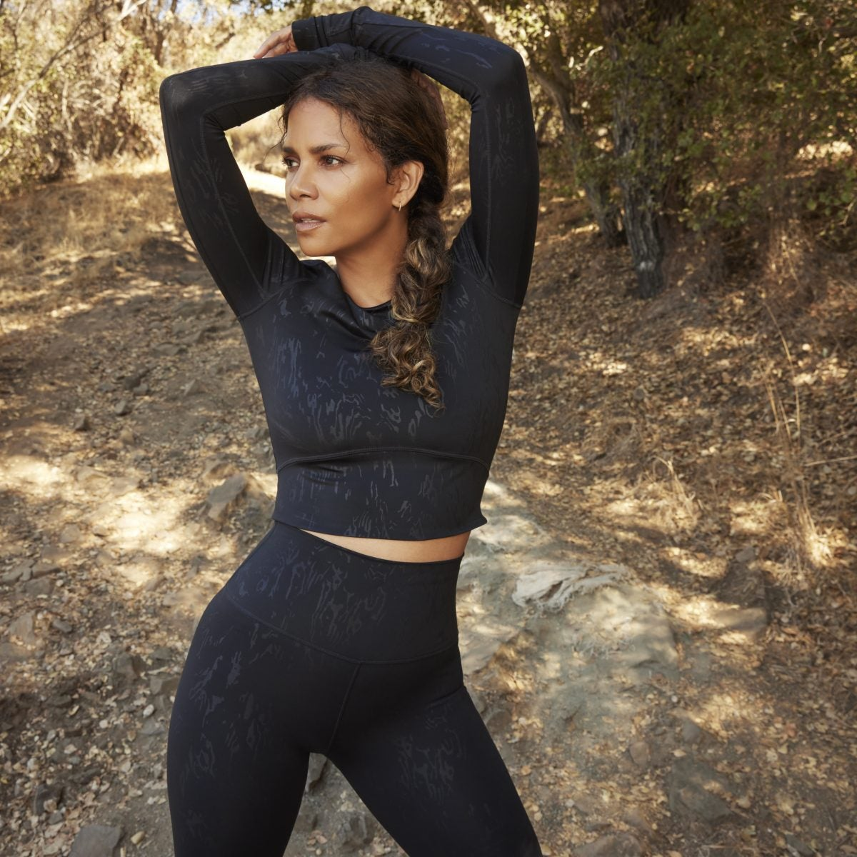 The Cozy Second Collection Of Halle Berry's Activewear Line With Sweaty Betty Is Here And We Want Every Piece