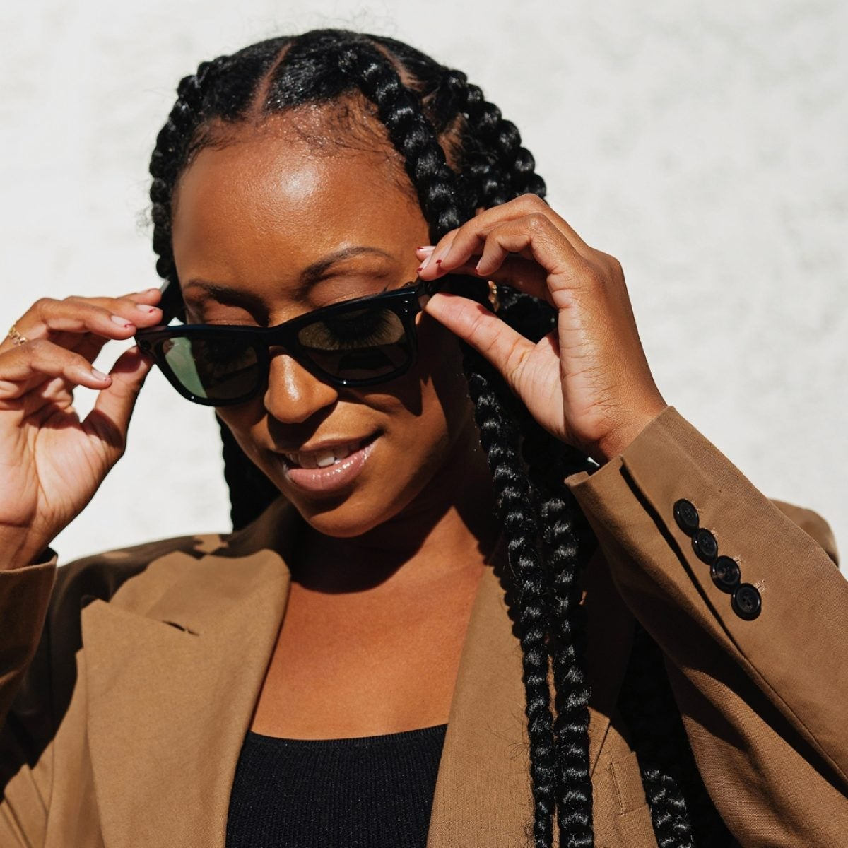 Stylist Shiona Turini On The Style 'Evolution' In 'Insecure' Season 5, Why She's Obsessed With Ray-Ban Stories Sunglasses