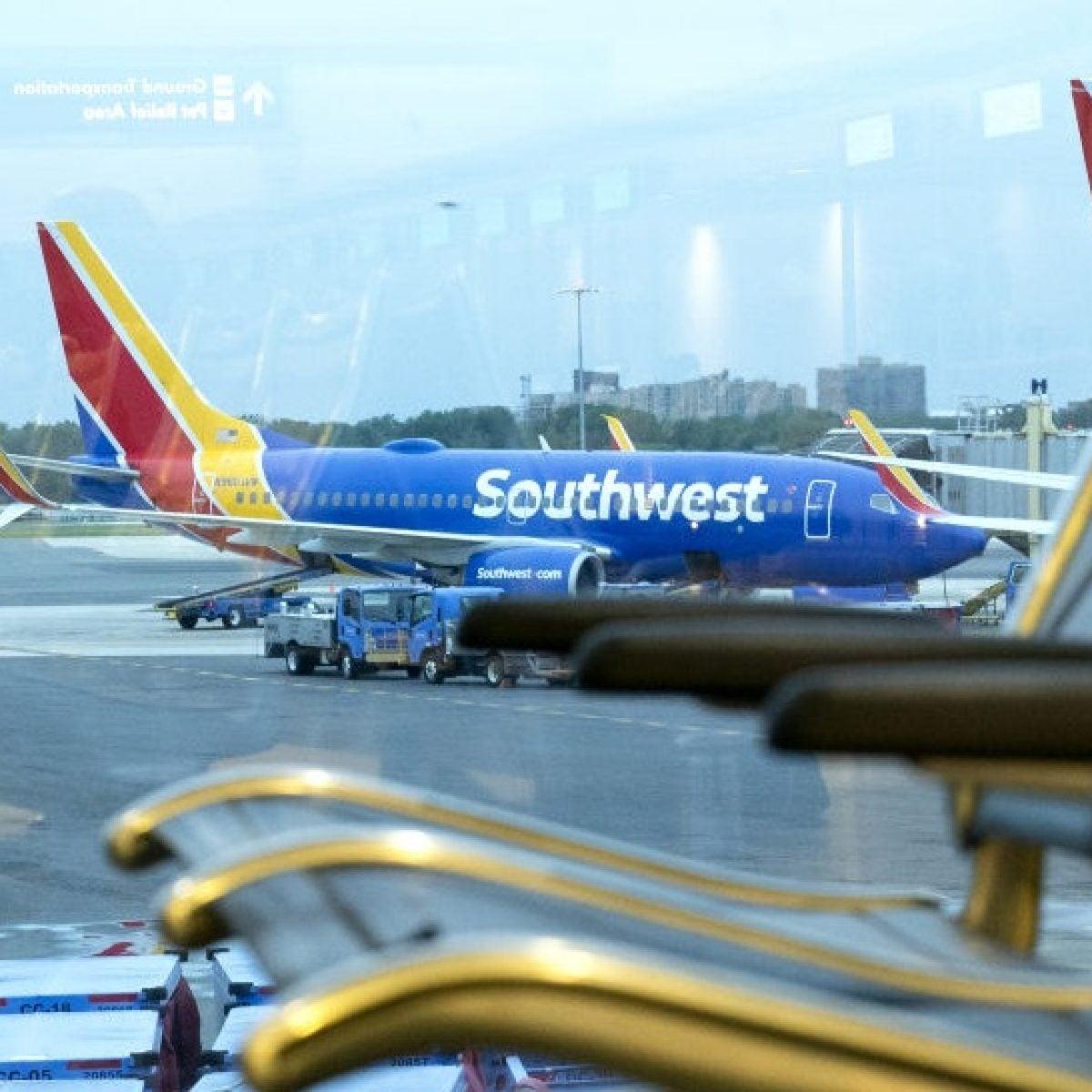 Southwest Cancels 2000 Flights In One Weekend