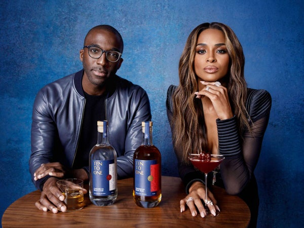 Ciara Becomes Co-Owner And Investor Of Ten To One Rum