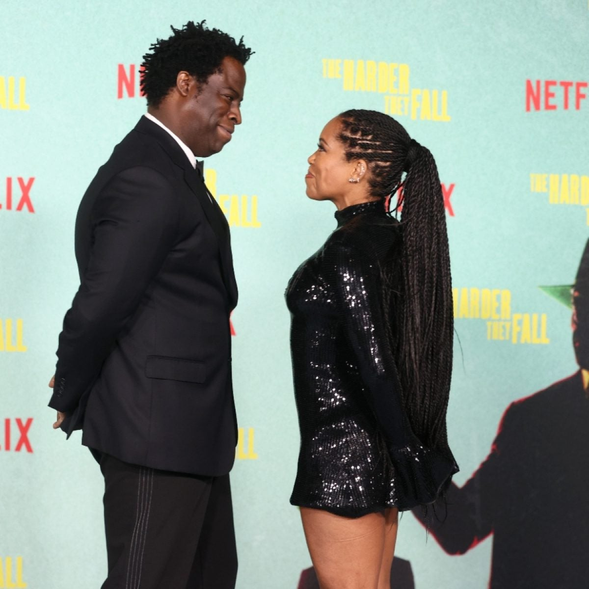 Celebs Celebrate 'The Harder They Fall' For Its Portrayal Of Black Women & Cowboys