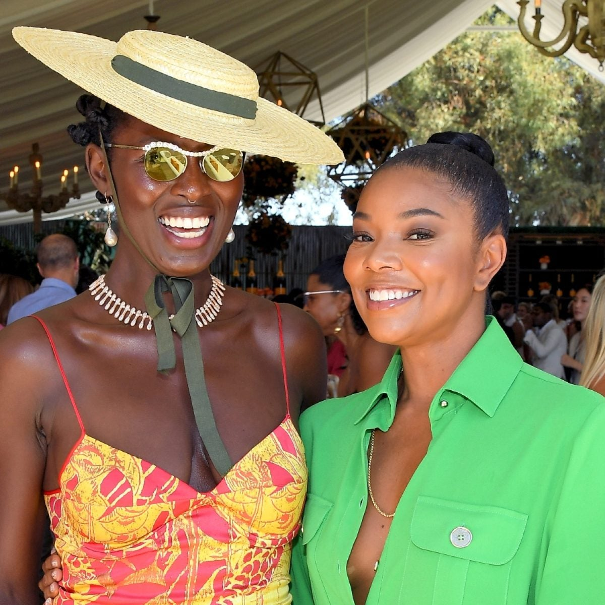 Every Single Black Person At The Veuve Clicquot Polo Classic Understood The Assignment
