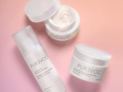 PUREVOC Is The New Skincare Collection From Wonderskin That Promises 30 Hours Of Hydration