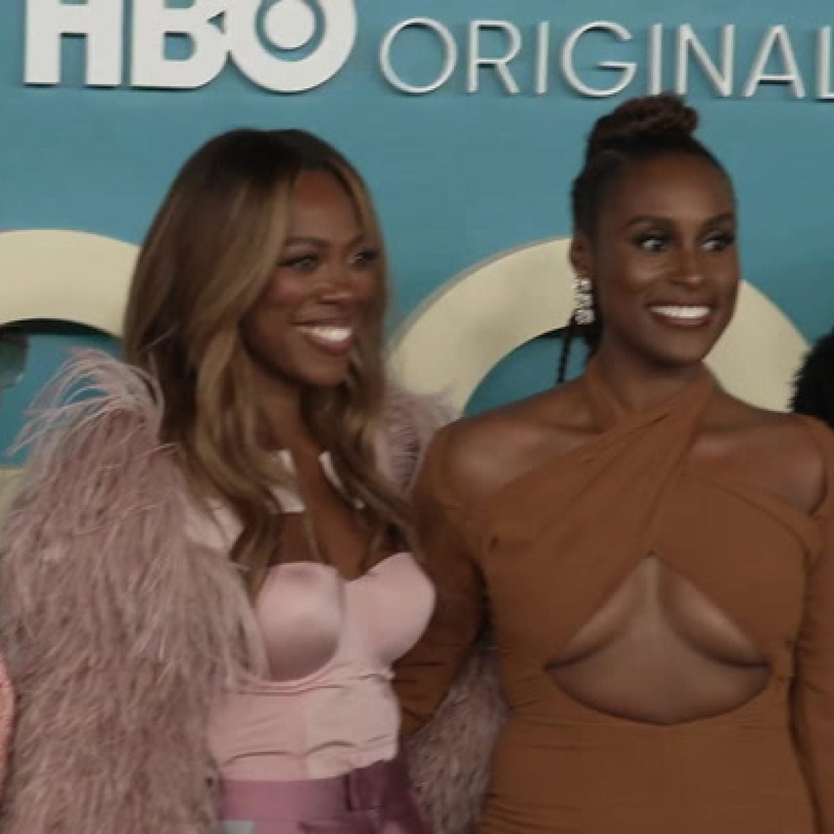 On The Red Carpet With The 'Insecure' Cast At The Final Season Premiere