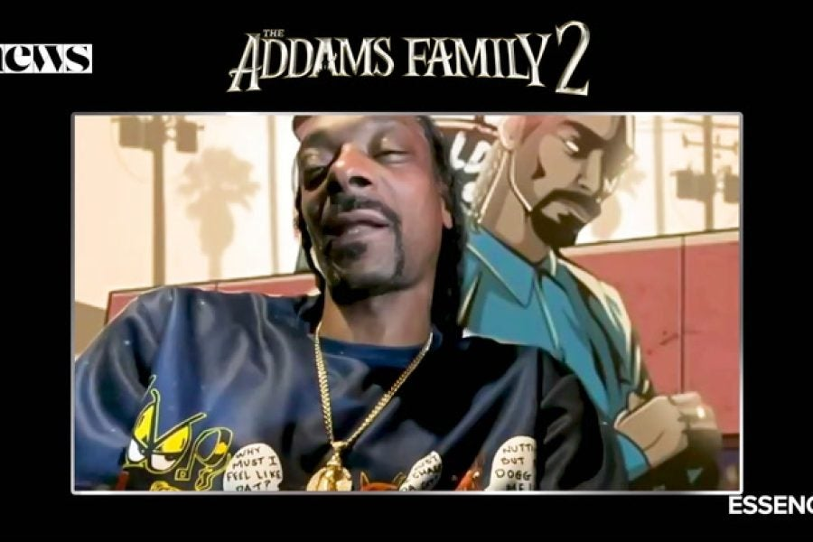 Snoop Dogg On His Grandson's Reaction To His Films - Essence