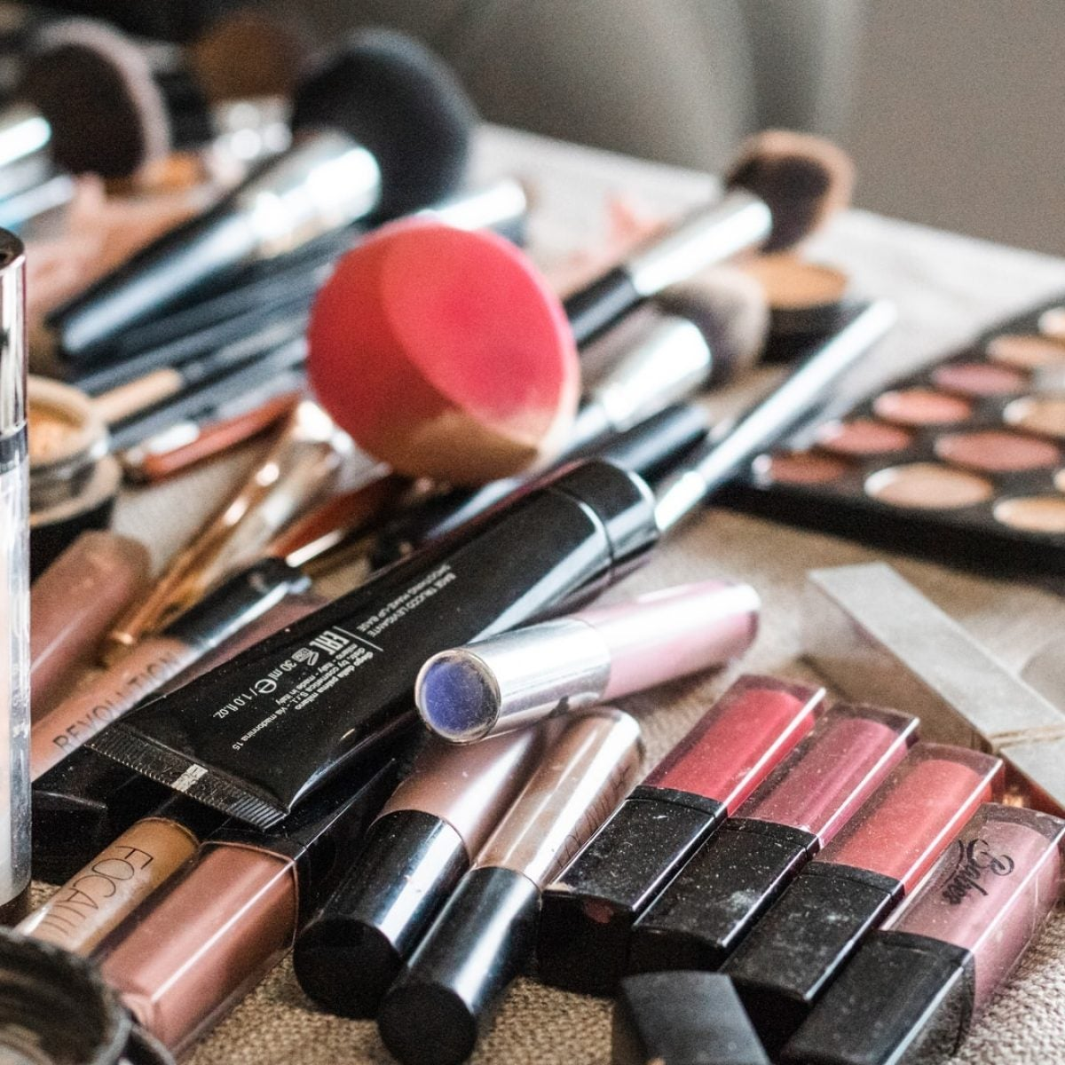 Time To Get Organized — Expert Organizer Shares How To Clean The Clutter Off Your Beauty Counter