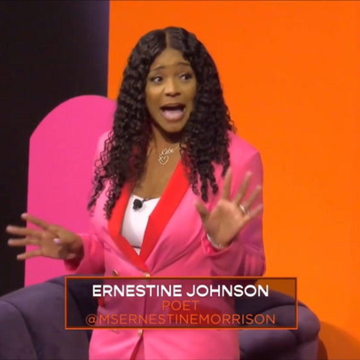 Ernestine Johnson Poem   Average Black Girl