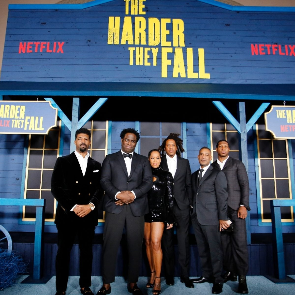 Everybody Came Out For The Premiere of 'The Harder They Fall' In LA Last Night