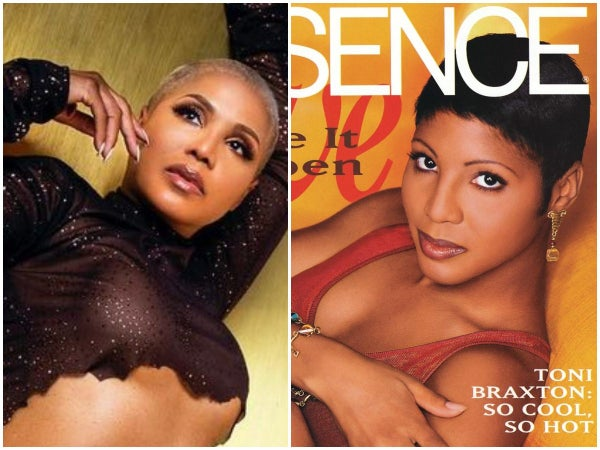 Toni Braxton Is Giving 1994 ESSENCE Cover Vibes On Her 54th Birthday