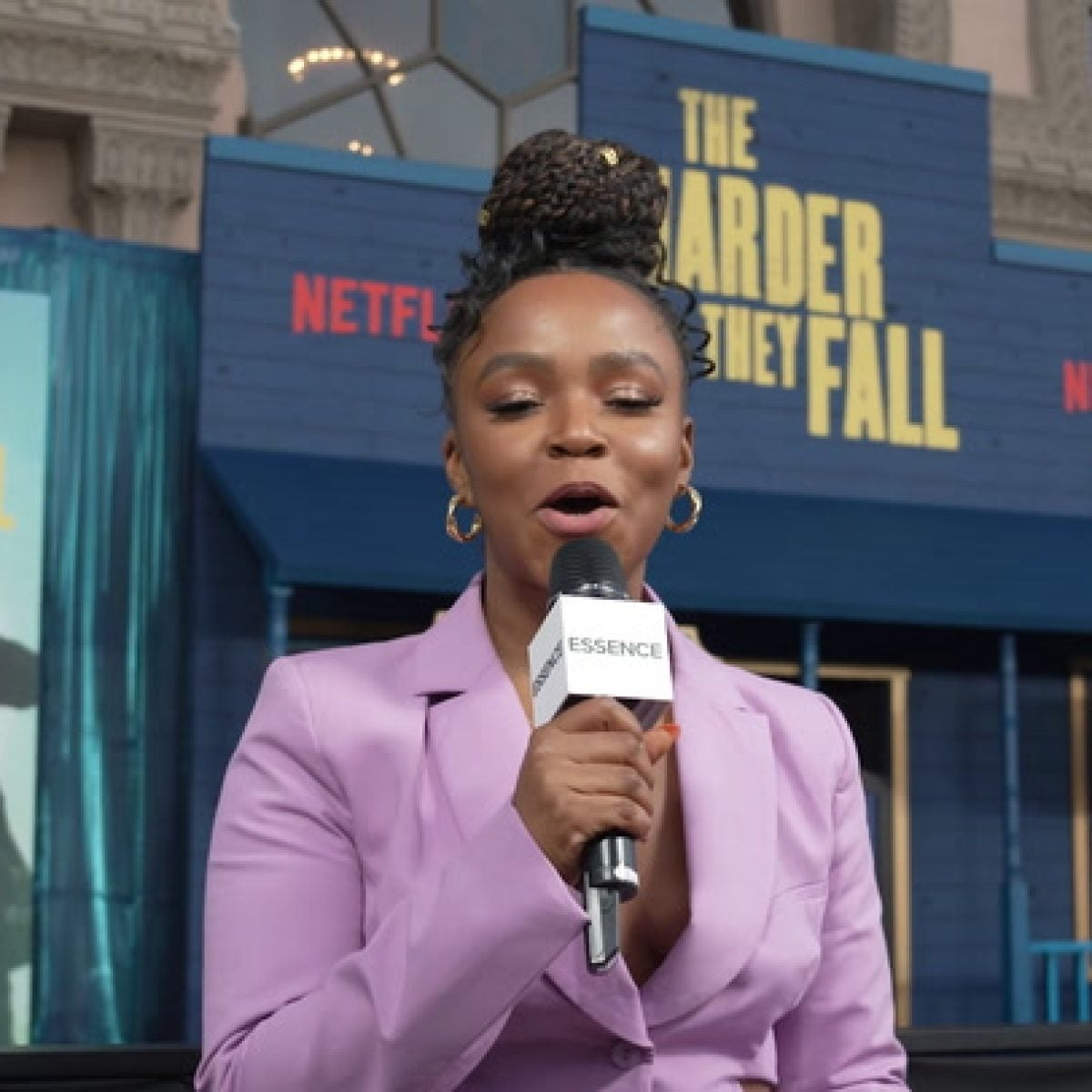 The Harder They Fall Red Carpet Interviews