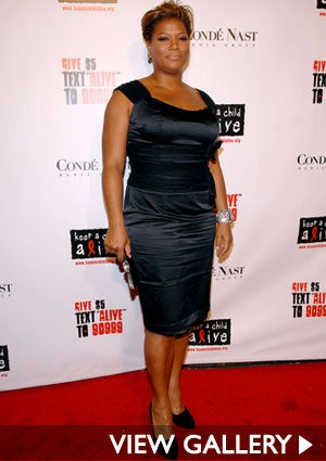 Black Women In Hollywood Queen Latifahs Style File Essence