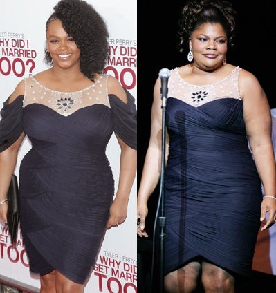 Soul Sister Singer And Actress Jill Scott Wore This Dress To The New York Premiere Of Why Did I Get Married Too On March 23 A Month Later Academy Award