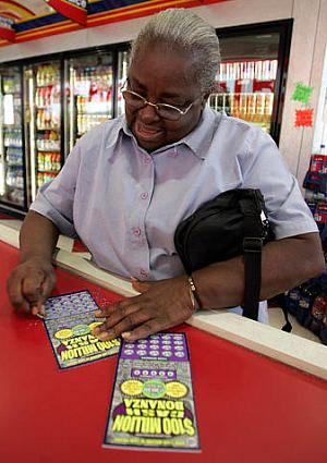 Study: Poor People Spend More Money on Lottery - Essence