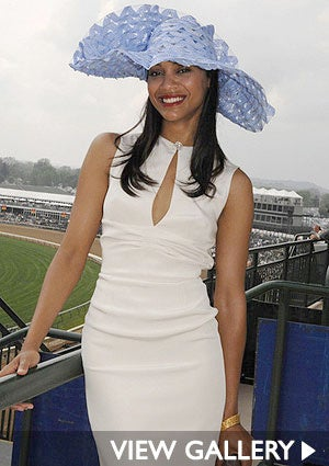 The Most Fabulous Kentucky Derby Hats - Essence 00a5b5e6796d